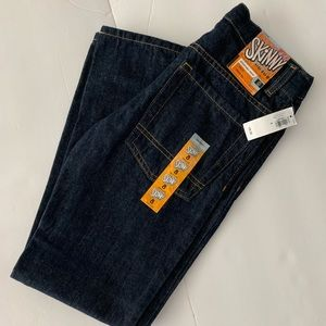 Old Navy Skinny Jeans Dark Denim Size 8